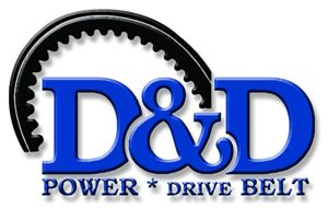 D&D Power Drive Belt Logo